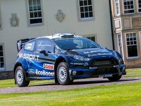 Ver foto 5 de Ford Fiesta RS WRC 2014