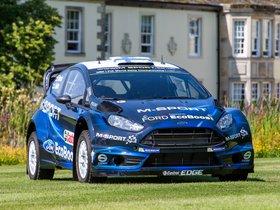 Ver foto 3 de Ford Fiesta RS WRC 2014