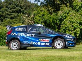 Ver foto 2 de Ford Fiesta RS WRC 2014