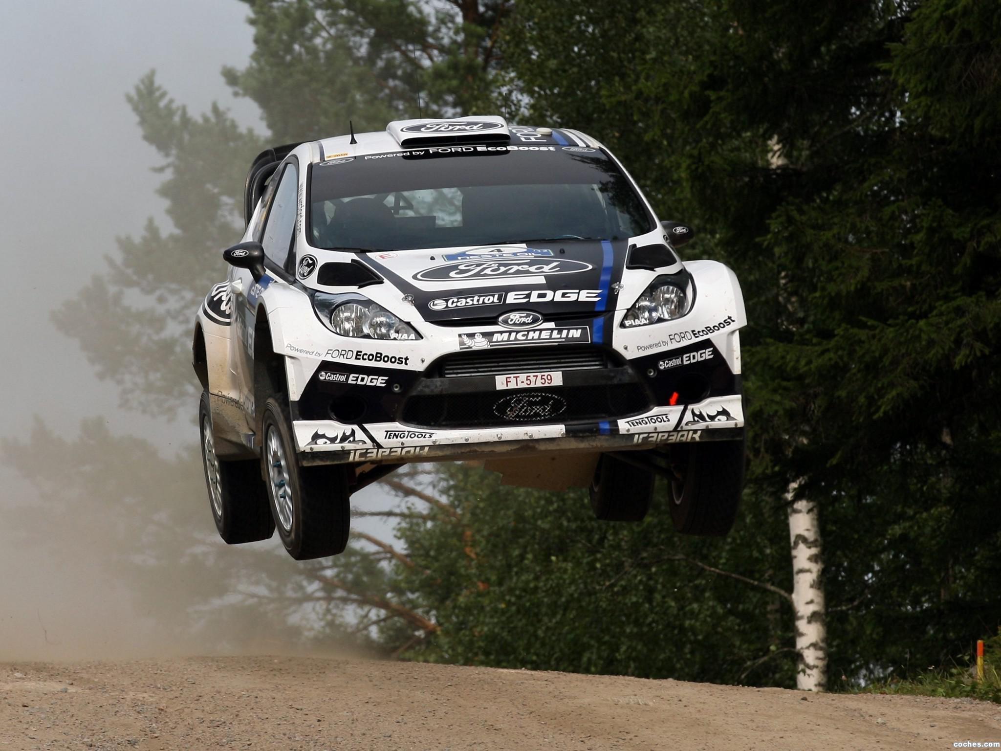 Foto 0 de Ford Fiesta RS WRC 2012