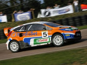 Ver foto 3 de Ford Fiesta Rallycross 2009