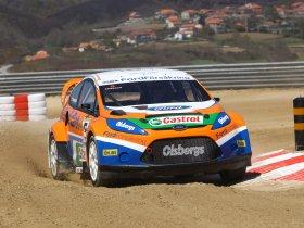 Ver foto 2 de Ford Fiesta Rallycross 2009