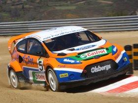 Fotos de Ford Fiesta Rallycross 2009
