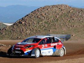 Ver foto 9 de Ford Fiesta Rallycross Pikes Peak 2009