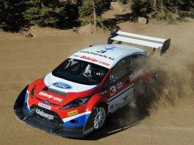 Ver foto 6 de Ford Fiesta Rallycross Pikes Peak 2009