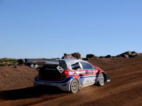 Ver foto 5 de Ford Fiesta Rallycross Pikes Peak 2009