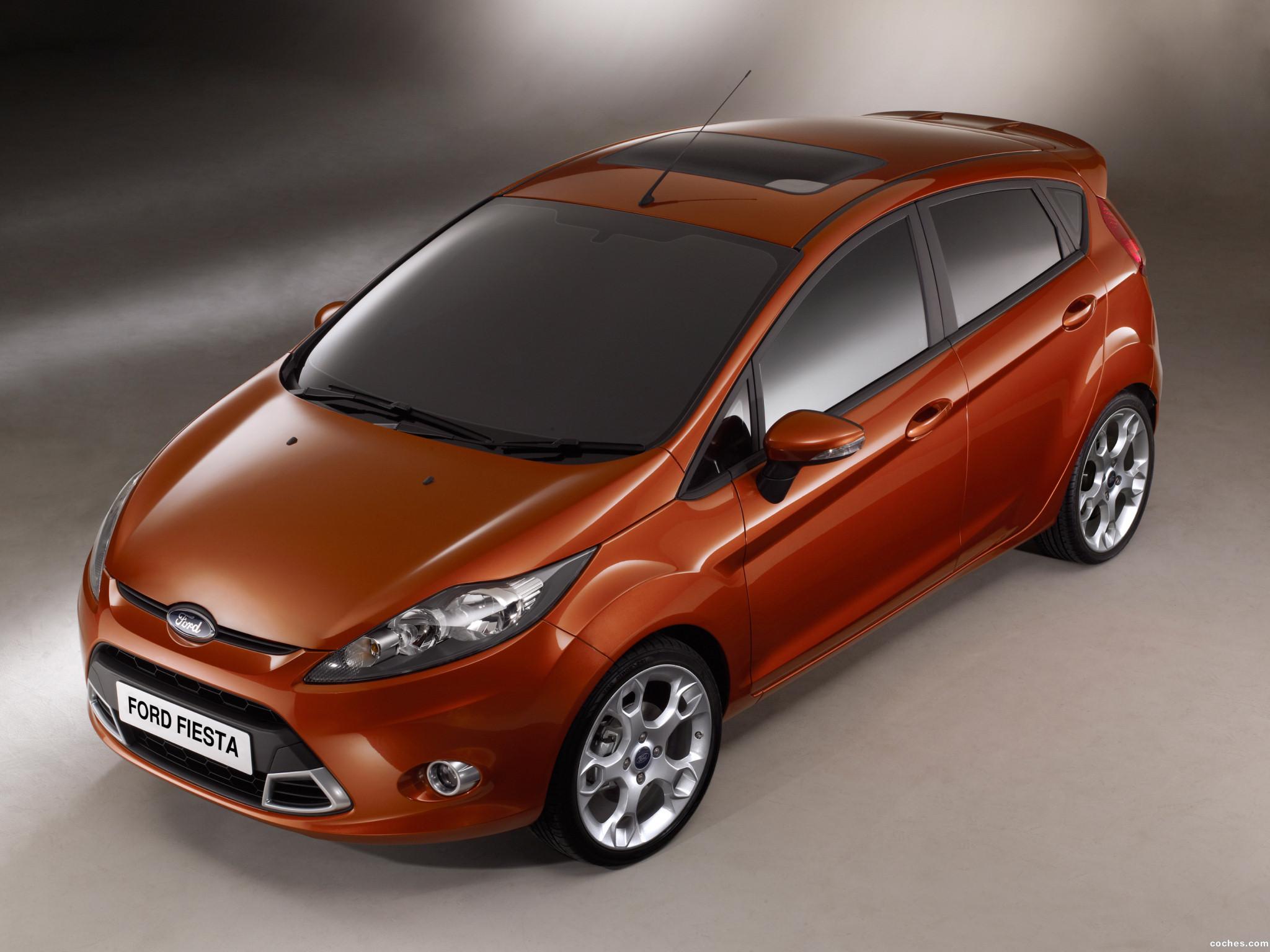 Foto 3 de Ford Fiesta S 2008