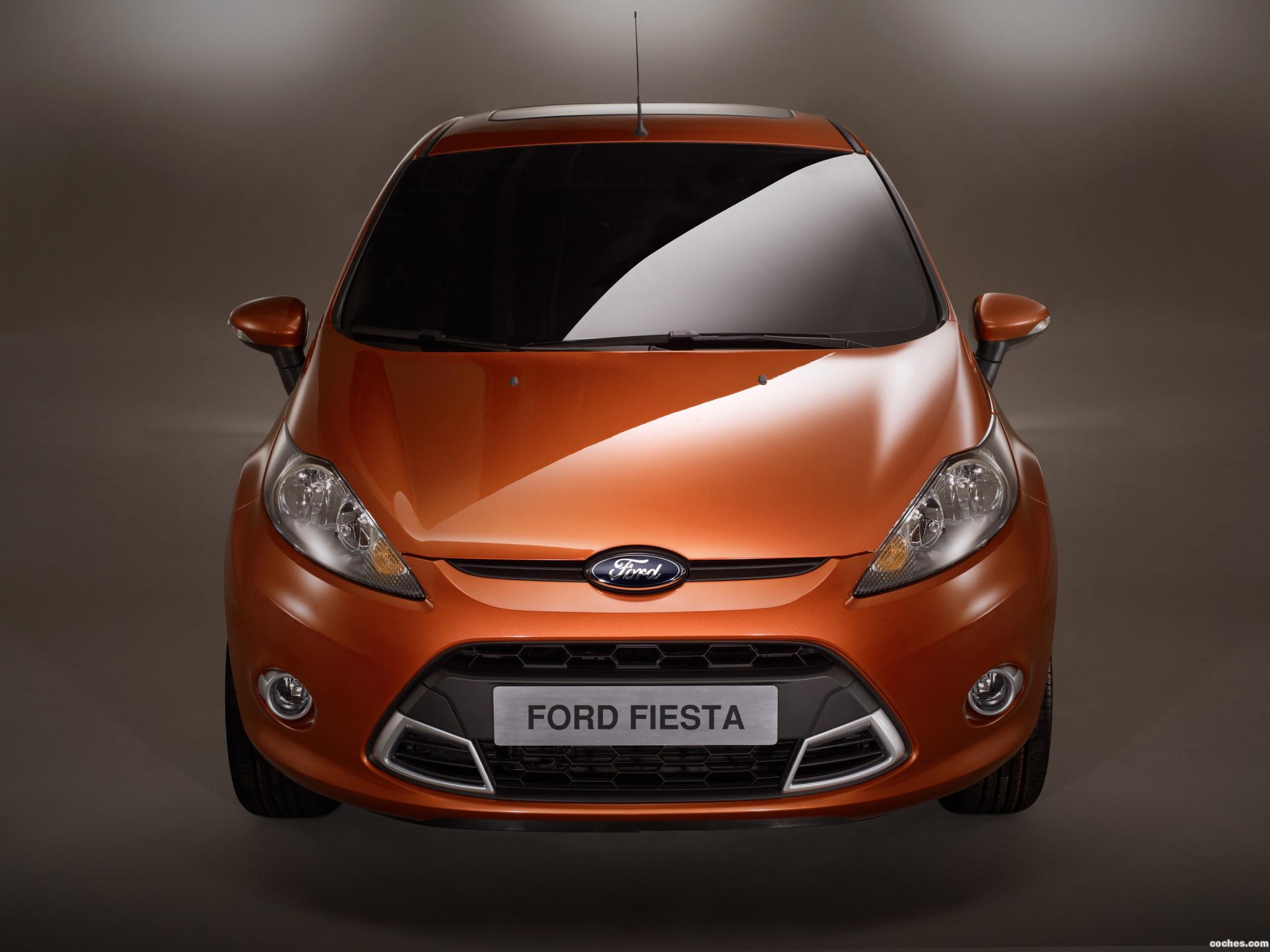 Foto 1 de Ford Fiesta S 2008