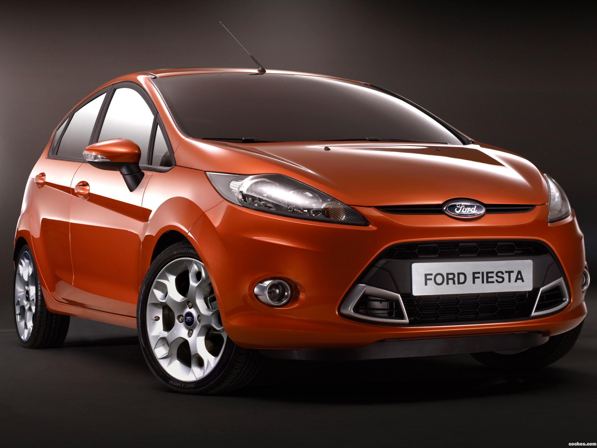 Foto 0 de Ford Fiesta S 2008