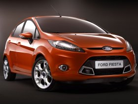 Fotos de Ford Fiesta S 2008