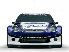 Ver foto 10 de Ford Fiesta S2000 2009