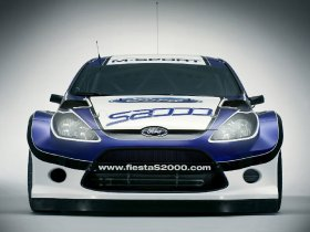 Ver foto 9 de Ford Fiesta S2000 2009