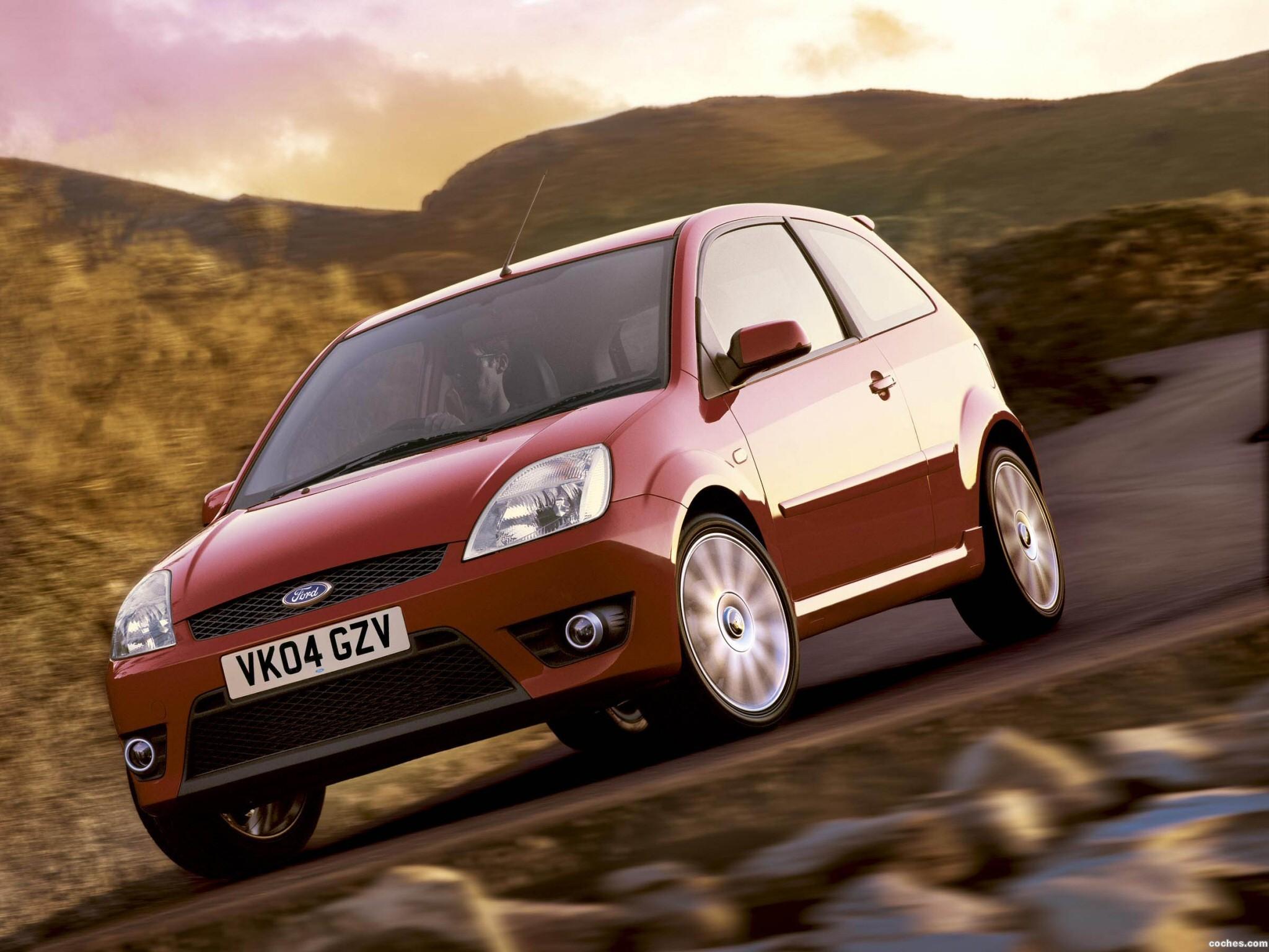 Foto 0 de Ford Fiesta ST 2005