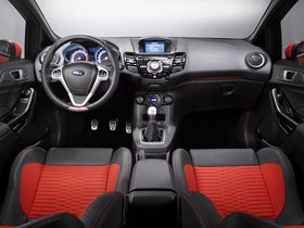 Ver foto 11 de Ford Fiesta ST 3 puertas 2012