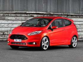Ver foto 7 de Ford Fiesta ST 3 puertas Australia 2013