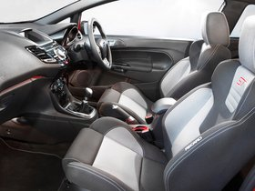 Ver foto 18 de Ford Fiesta ST 3 puertas Australia 2013