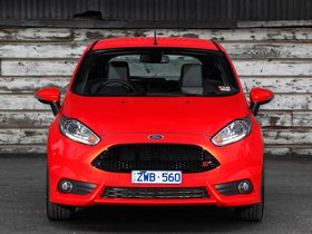Ver foto 11 de Ford Fiesta ST 3 puertas Australia 2013