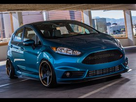 Fotos de Ford Fiesta ST Cinemotive Media 2015