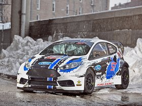 Ver foto 8 de Ford Fiesta ST Global Rallycross Championship Race Rar 2013
