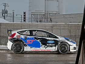 Ver foto 6 de Ford Fiesta ST Global Rallycross Championship Race Rar 2013