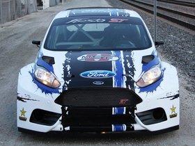 Ver foto 5 de Ford Fiesta ST Global Rallycross Championship Race Rar 2013
