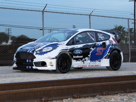 Ver foto 4 de Ford Fiesta ST Global Rallycross Championship Race Rar 2013