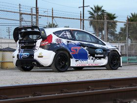Ver foto 3 de Ford Fiesta ST Global Rallycross Championship Race Rar 2013