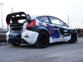 Ver foto 2 de Ford Fiesta ST Global Rallycross Championship Race Rar 2013