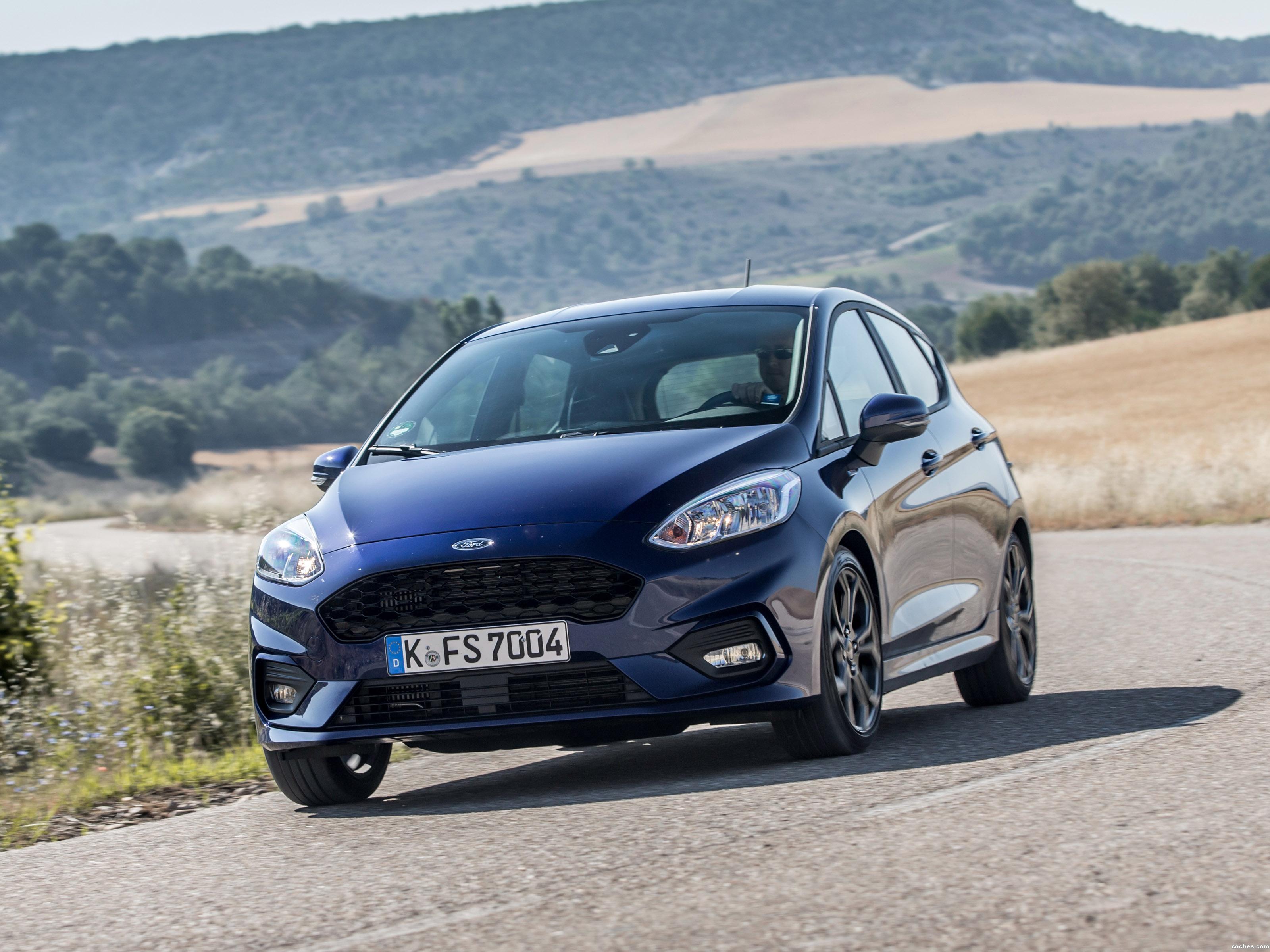 Foto 0 de Ford Fiesta ST Line 5 puertas 2017