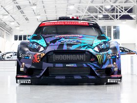 Fotos de Ford Fiesta ST RX43 Ken Block Rallycross Car 2013