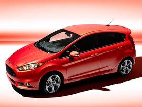 Ver foto 8 de Ford Fiesta ST USA 2012