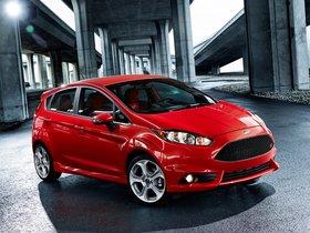 Ver foto 3 de Ford Fiesta ST USA 2012