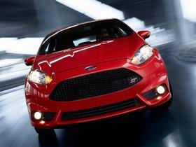 Ver foto 18 de Ford Fiesta ST USA 2012