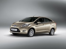 Fotos de Ford Fiesta Sedan 2009