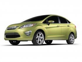 Ver foto 3 de Ford Fiesta Sedan USA 2010