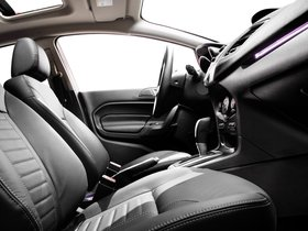 Ver foto 13 de Ford Fiesta Sedan USA 2012