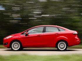 Ver foto 2 de Ford Fiesta Sedan USA 2012