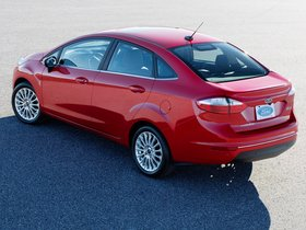 Ver foto 7 de Ford Fiesta Sedan USA 2012