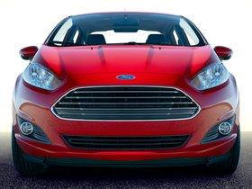 Ver foto 6 de Ford Fiesta Sedan USA 2012