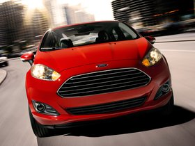 Ver foto 5 de Ford Fiesta Sedan USA 2012