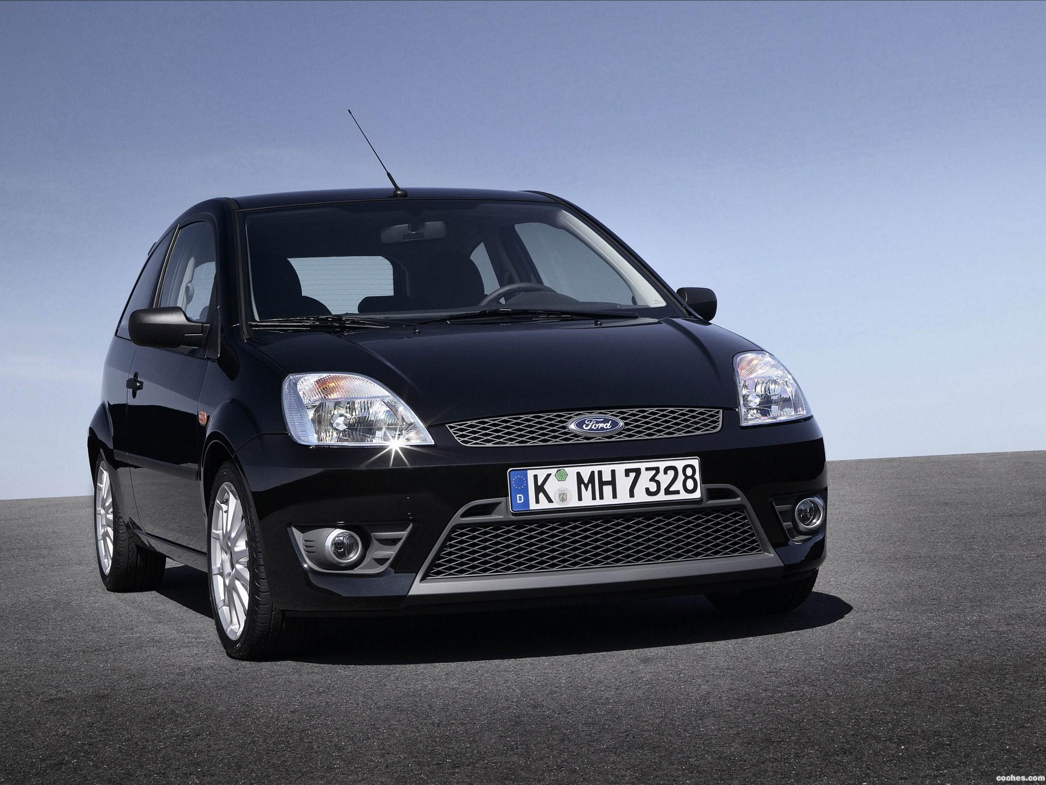 Foto 0 de Ford Fiesta Sport 2005