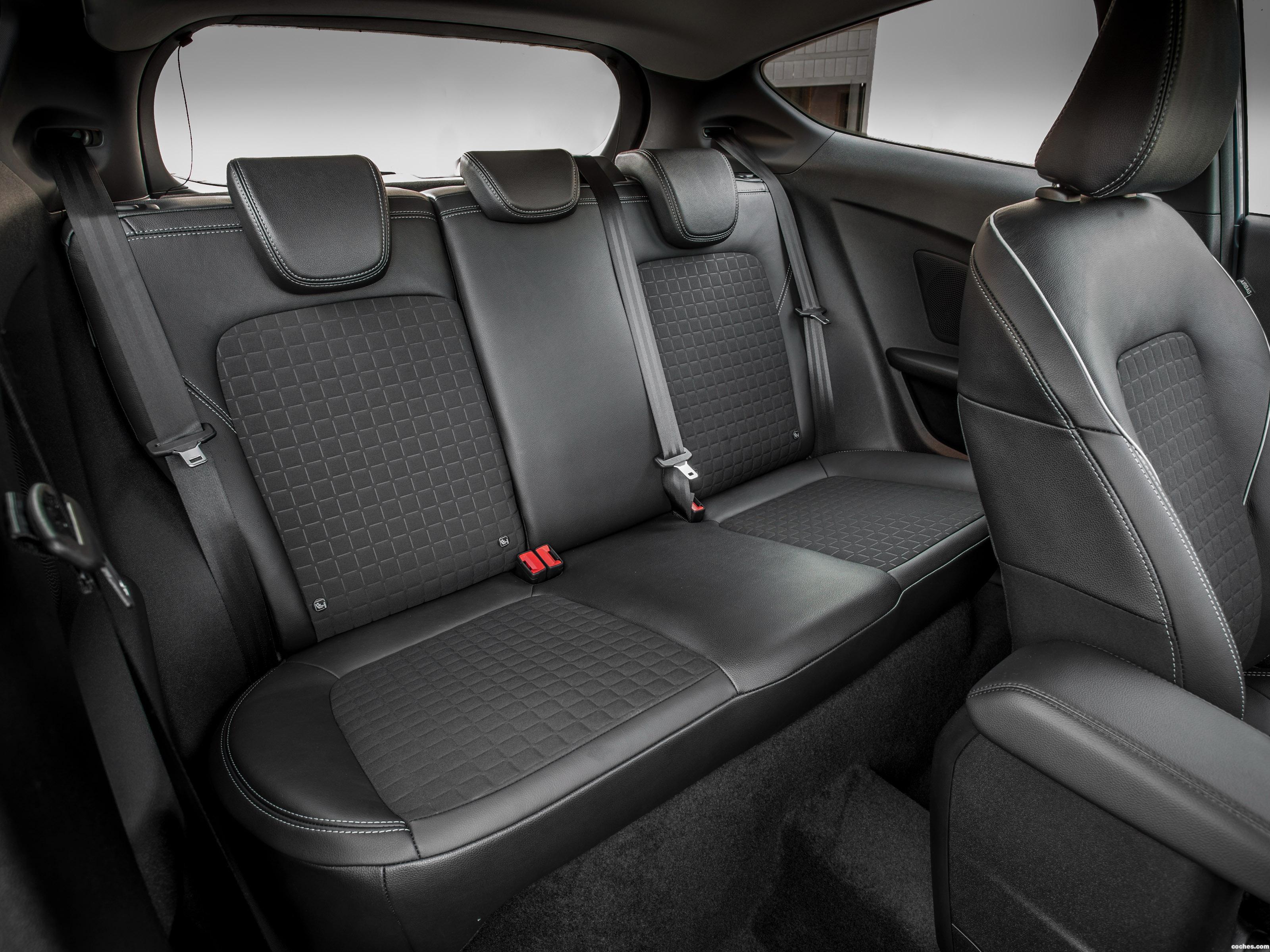 Foto 19 de Ford Fiesta Titanium 3 puertas 2017