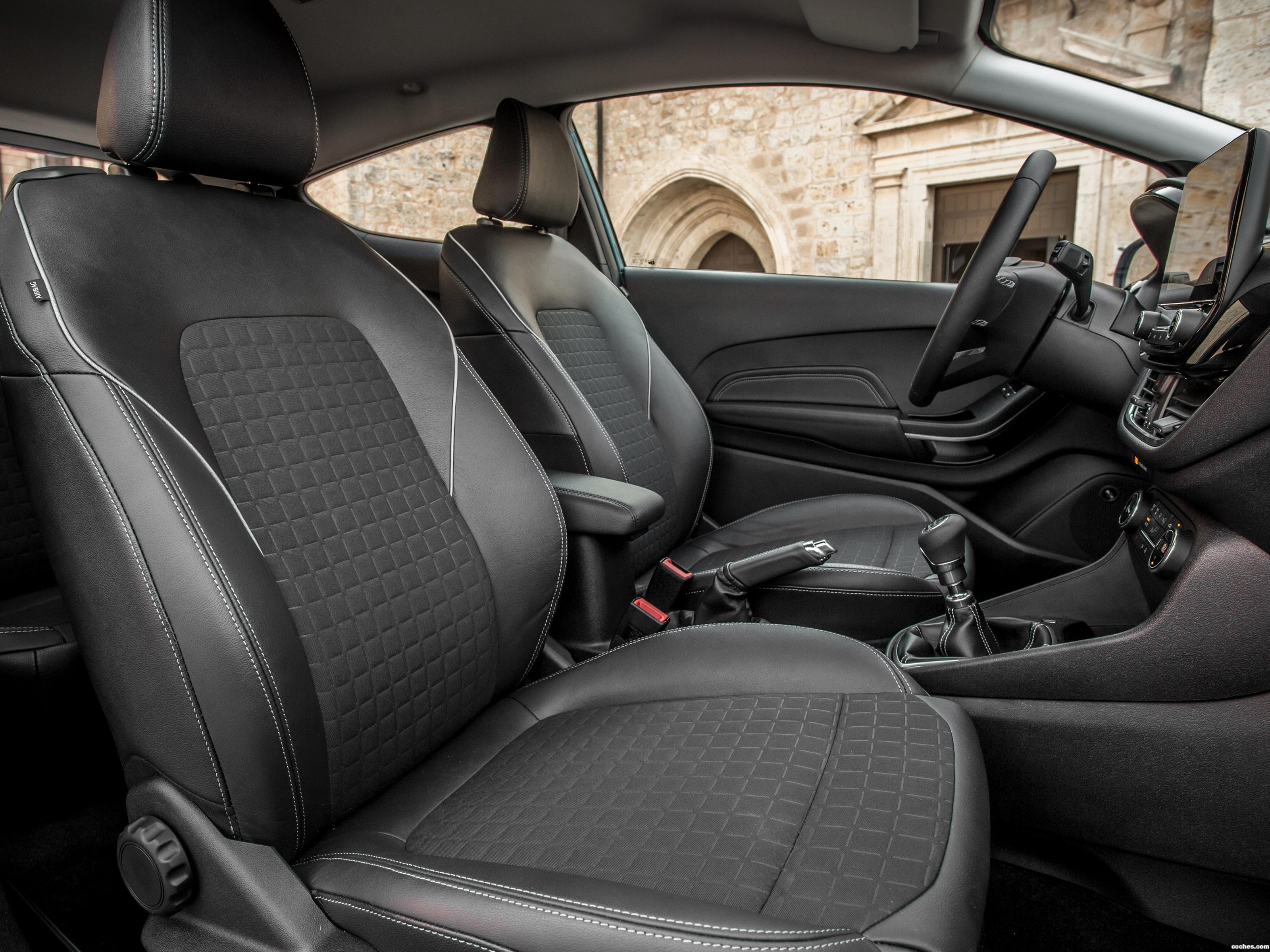 Foto 18 de Ford Fiesta Titanium 3 puertas 2017
