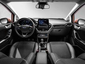 Ver foto 30 de Ford  Fiesta Titanium 5 puertas 2017