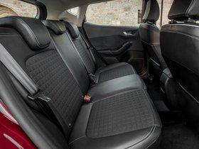 Ver foto 27 de Ford  Fiesta Titanium 5 puertas 2017