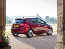 Ver foto 2 de Ford Fiesta Titanium 5 puertas UK  2017
