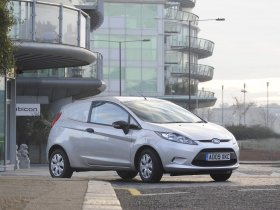Ver foto 3 de Ford Fiesta Van ECOnetic UK 2010