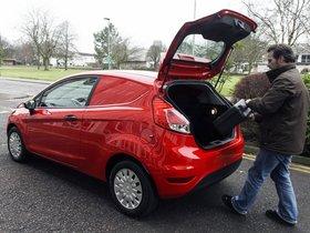 Ver foto 2 de Ford Fiesta Van UK 2012