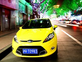 Ver foto 6 de Ford Fiesta in Shanghai by Night 2009