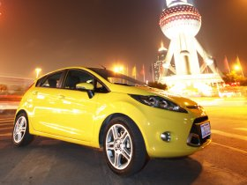 Ver foto 5 de Ford Fiesta in Shanghai by Night 2009